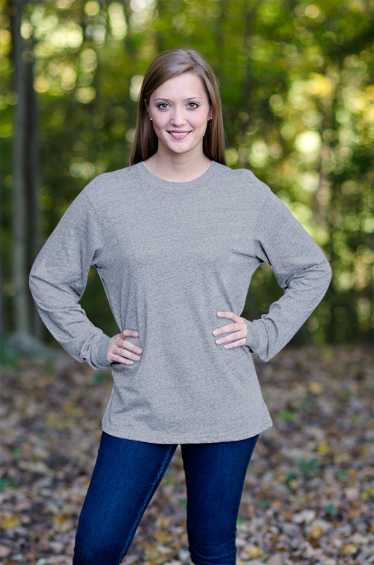 Reparel� Women's Longsleeve Tee - Choose Color