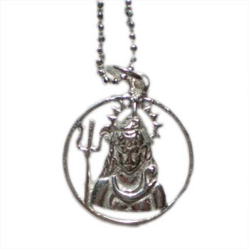 """Bliss"": Shiva Necklace"